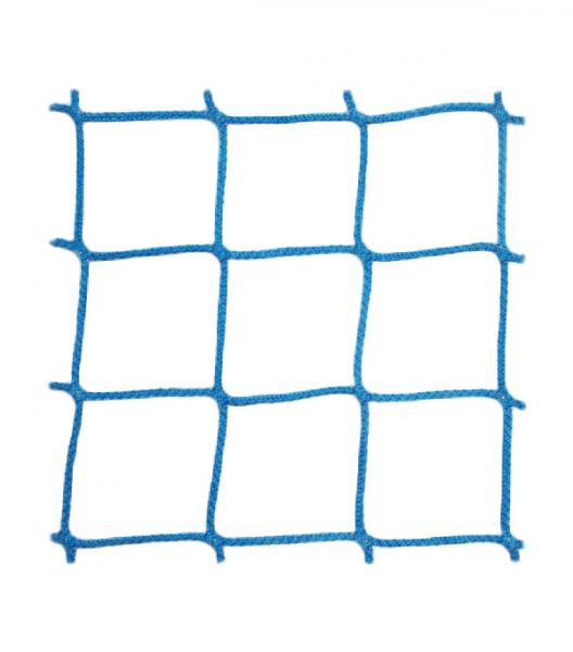 Juego de redes futbol 7 abatibles nylon de 3 mm